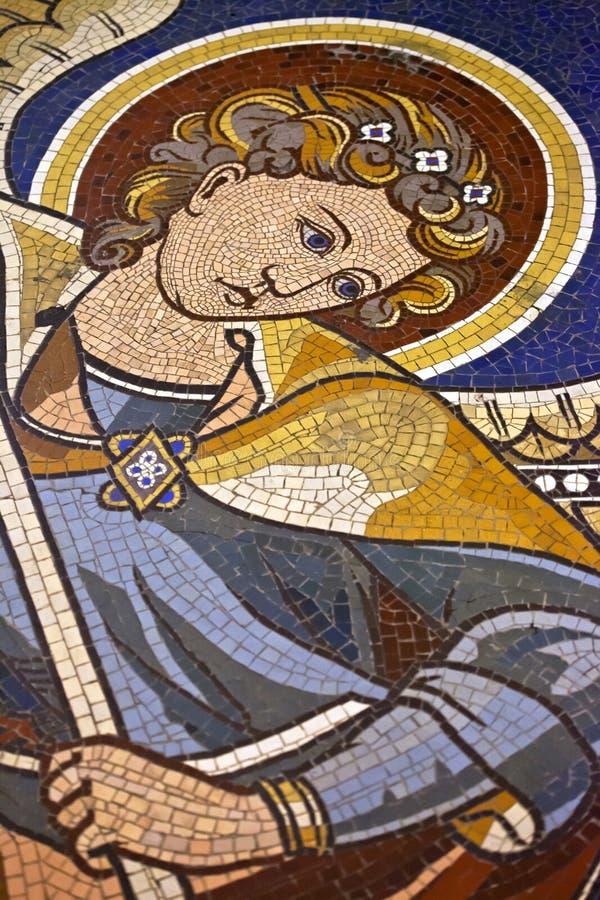 Mosaik Berlin der engel kaiser wilhelm gedachtniskirche mosaik berlin