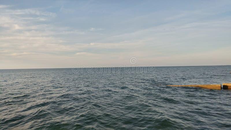 Der Eriesee lizenzfreie stockfotos