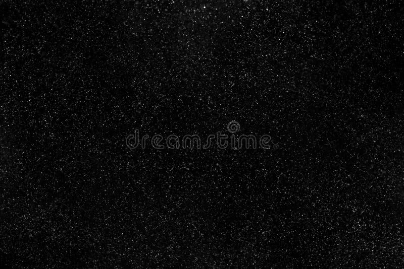 Der fallende Schnee Hintergrund lizenzfreies stockbild