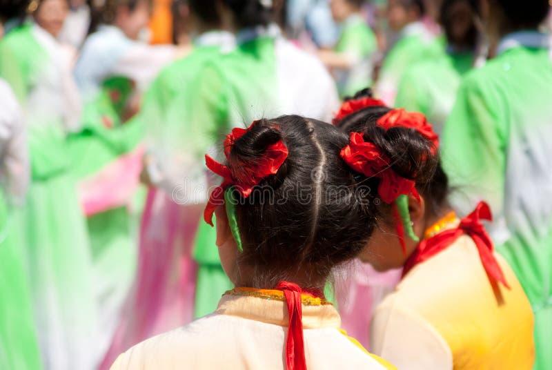 der Frankfurt kulturen paradę zdjęcie stock