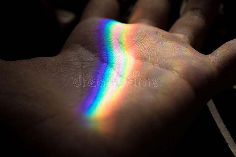 Der Frieden ist in unseren Händen lizenzfreie stockbilder