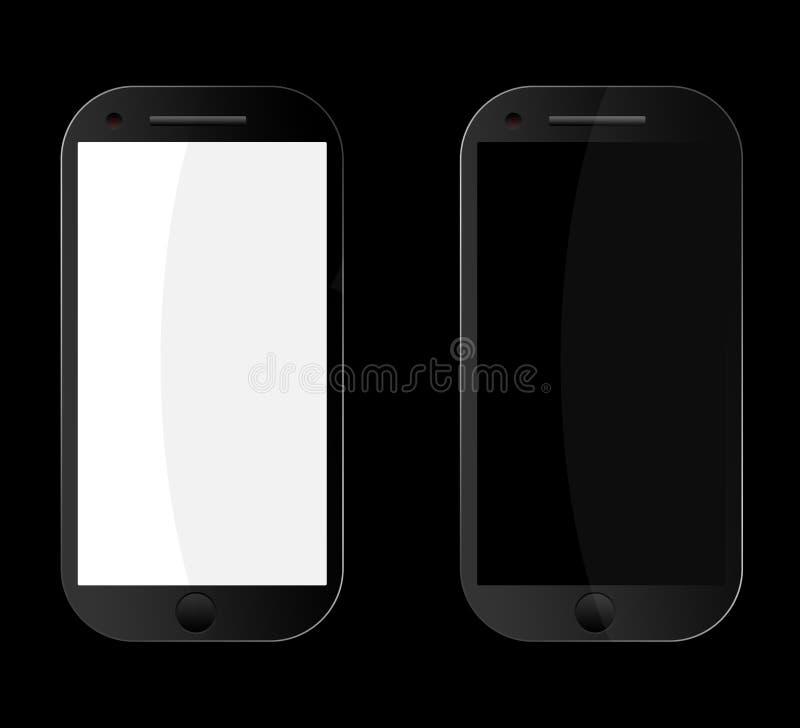 Der Gegenstand ist ein Smartphone, lizenzfreie stockbilder