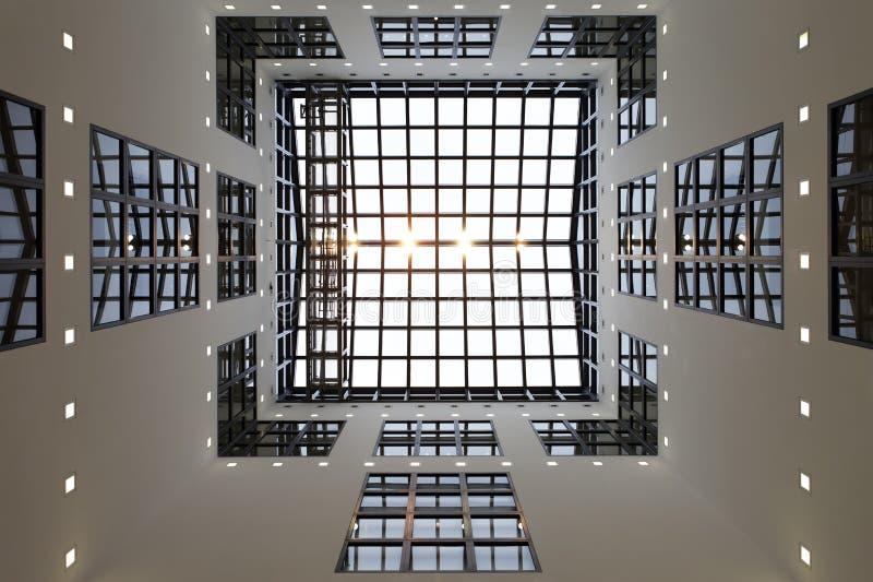 Der Gegenwart de Galerie fotos de archivo