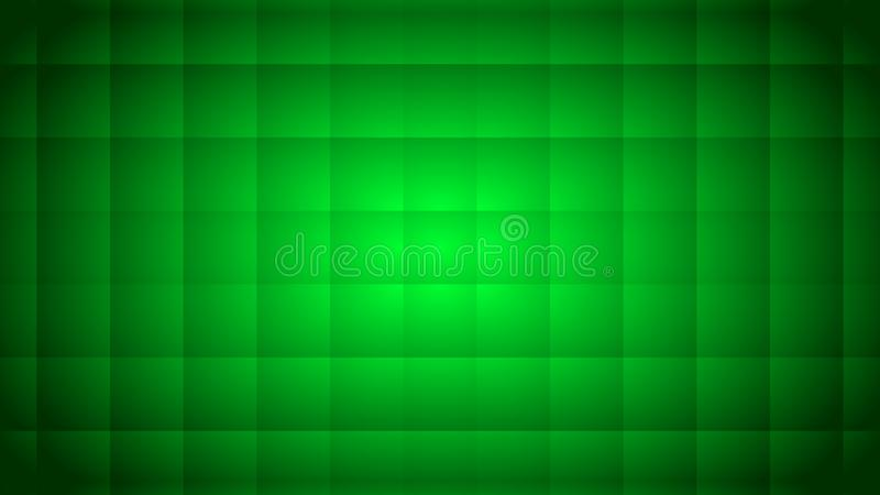 Der geometrische grüne Hintergrund der Zusammenfassung stockfotos