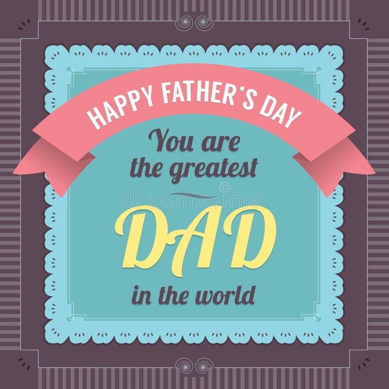 Der glückliche Vatertag