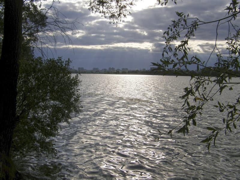 Download Der Golf des Dnieper kiew stockbild. Bild von schilfe - 96927963