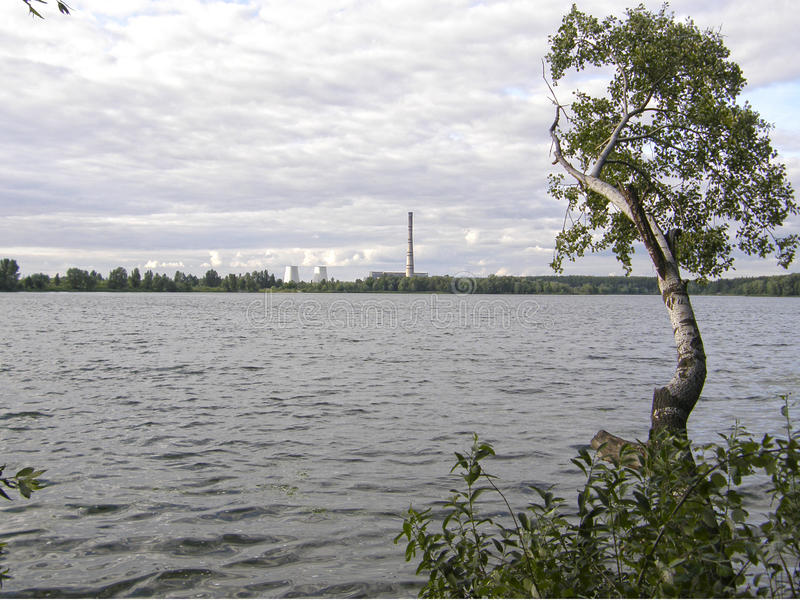 Download Der Golf des Dnieper kiew stockbild. Bild von sumpf, ukraine - 96928817