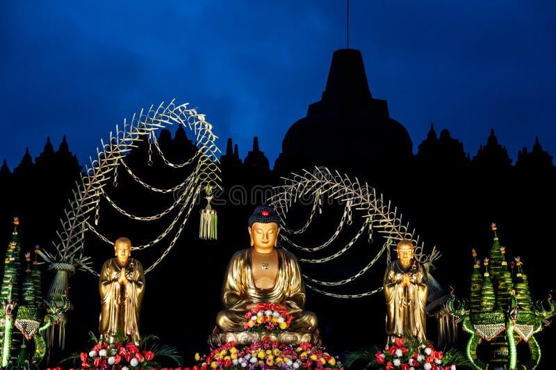 Der größte Buddha stockbild