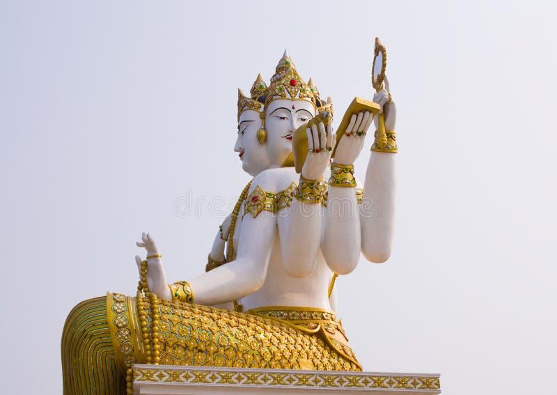 Der größte Vishnu-Gott lizenzfreie stockfotografie