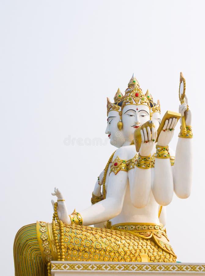 Der größte Vishnu-Gott lizenzfreies stockbild