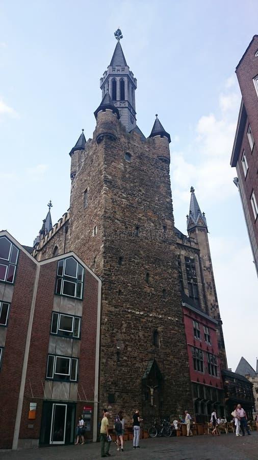Der Granus-Turm stockfoto