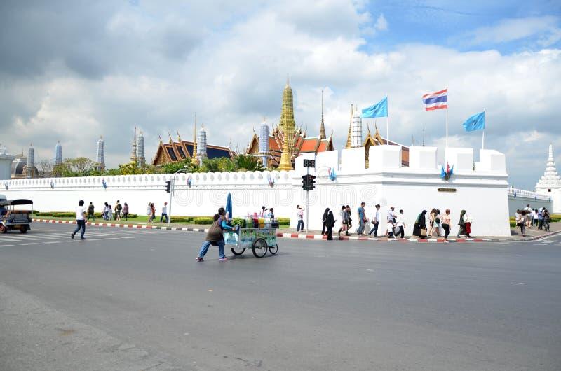Download Der Großartige Palast, Bangkok Redaktionelles Bild - Bild von bangkok, skulptur: 26371890