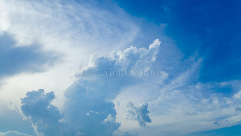 Der Himmel stockfotos