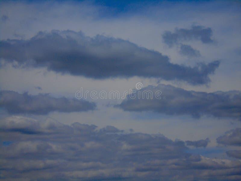 Der Himmel ist der König von awesomeness lizenzfreies stockbild