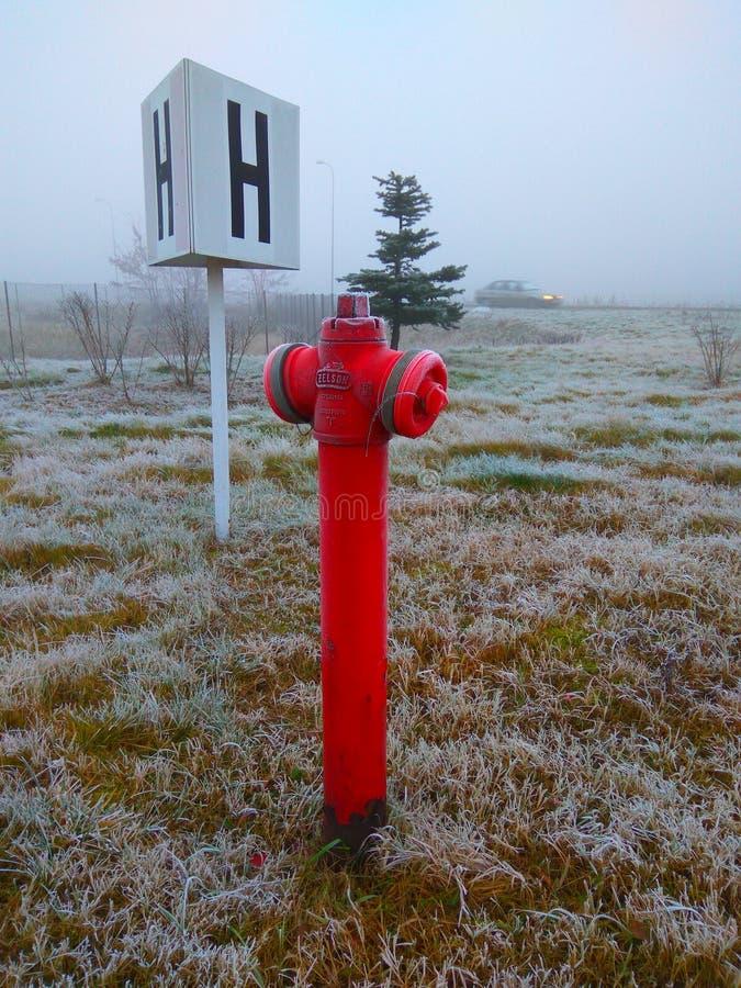 Der Hydrant stockbilder