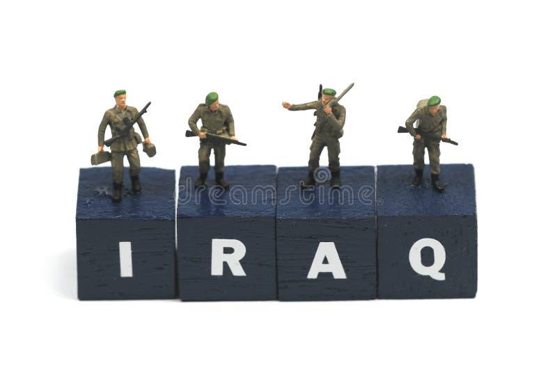 Der Irak lizenzfreie stockbilder