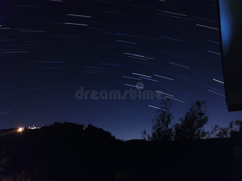 Der italienische Himmel lizenzfreie stockfotos