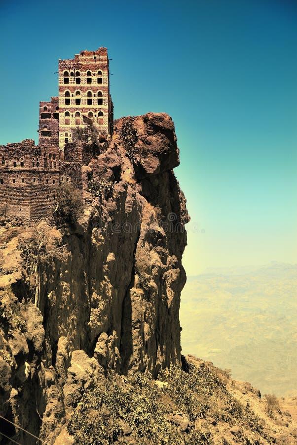 Der Jemen lizenzfreie stockfotos