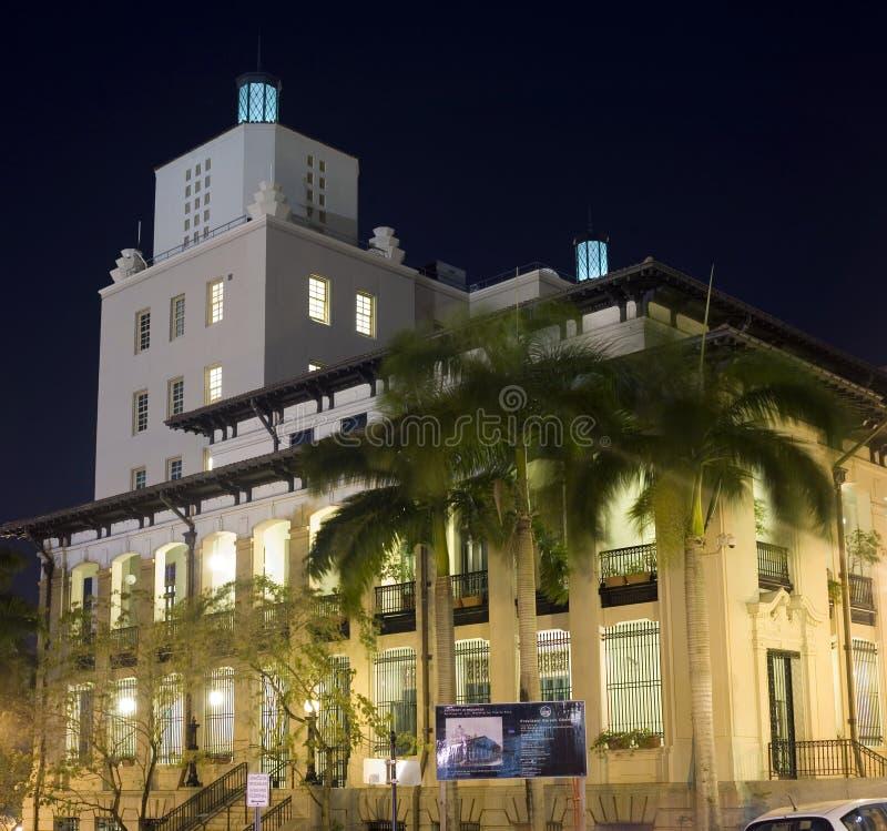 Der Jose V Toledo Federal Building- und Staat-Gericht lizenzfreie stockfotografie