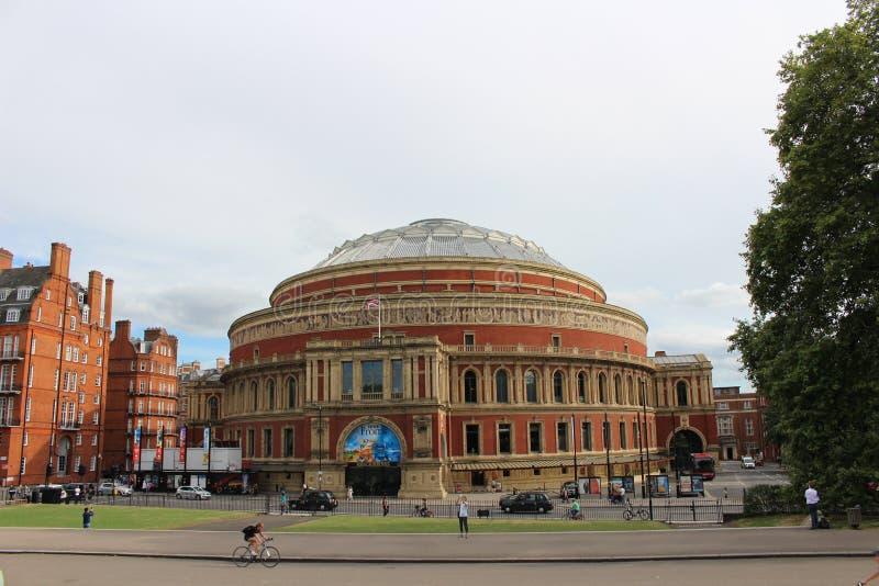 Der königliche Albert Hall lizenzfreies stockbild
