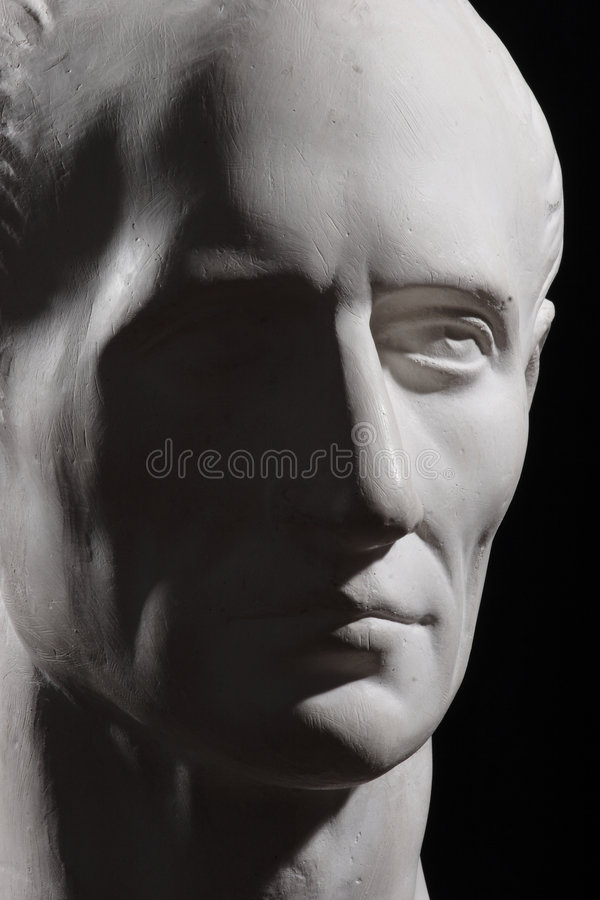 Der Kaiser Caesar lizenzfreies stockbild