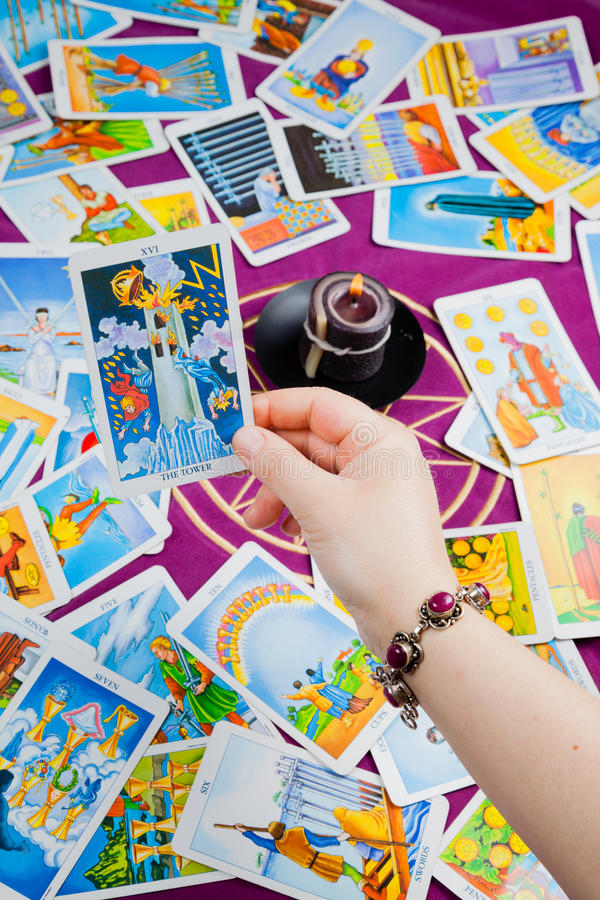 Kostenlose Tarotkarte
