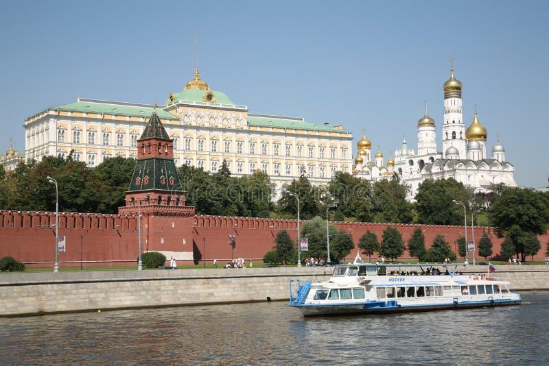 Der Kremlin lizenzfreies stockfoto
