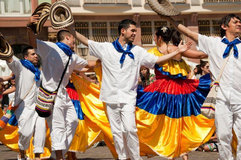 Der Kulturen, Francfort del desfile fotos de archivo