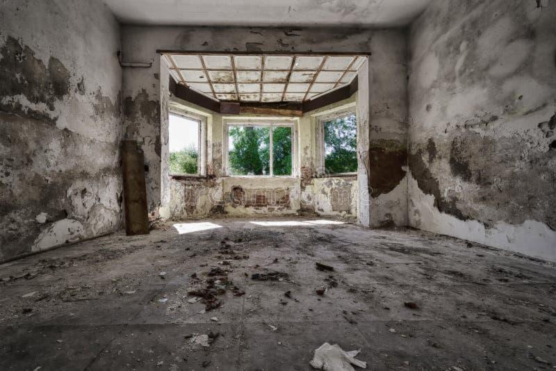 Der leere Raum stockfotos