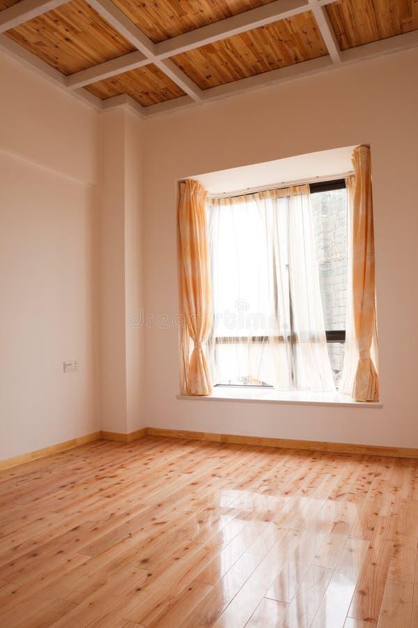 Der leere Raum stockbild
