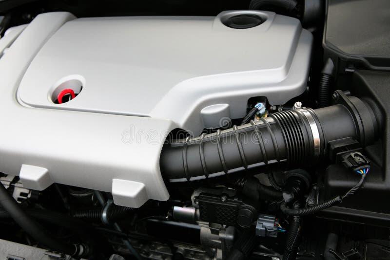 Der leistungsfähige Motor stockfotos