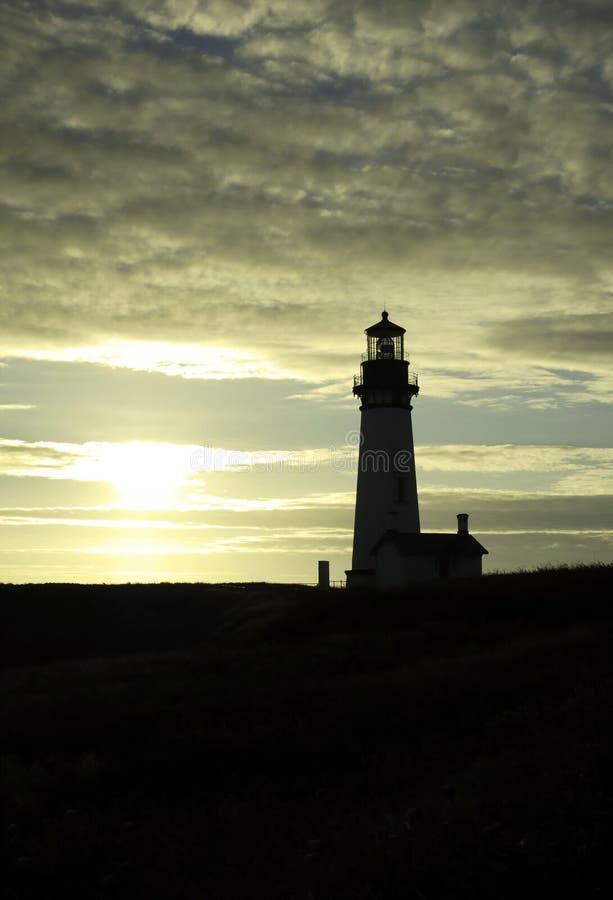 Der Leuchtturm lizenzfreies stockbild