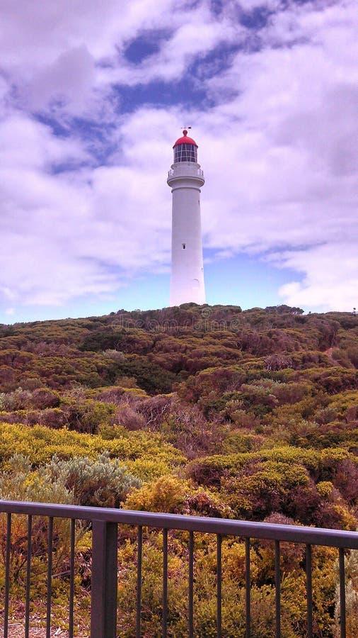 Der Leuchtturm in Melbourne lizenzfreie stockfotografie