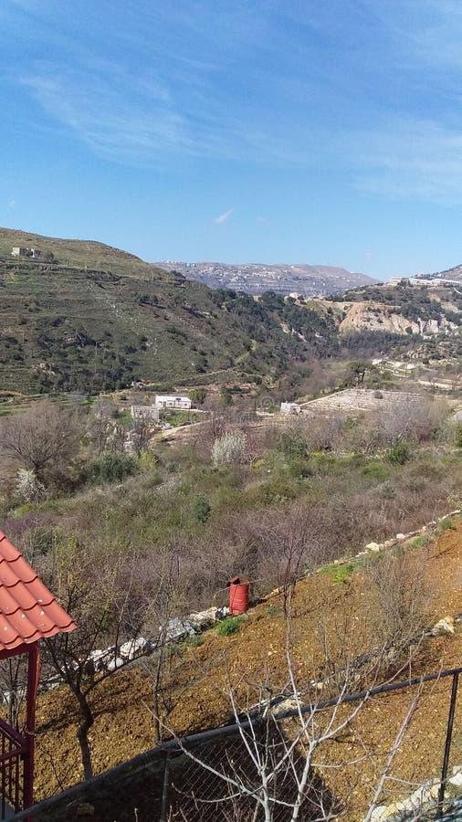 Der Libanon stockbild