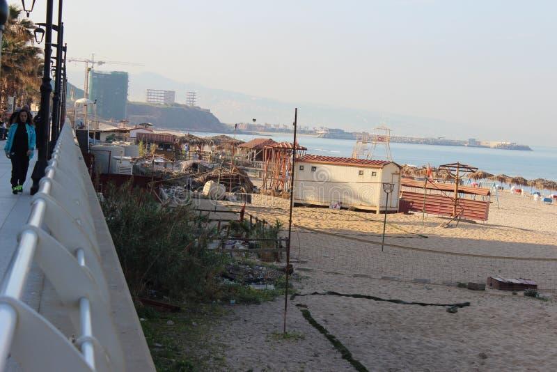 Der Libanon Beirut stockbilder