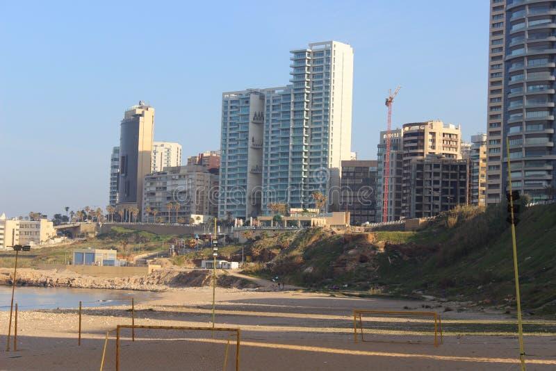 Der Libanon Beirut stockbild