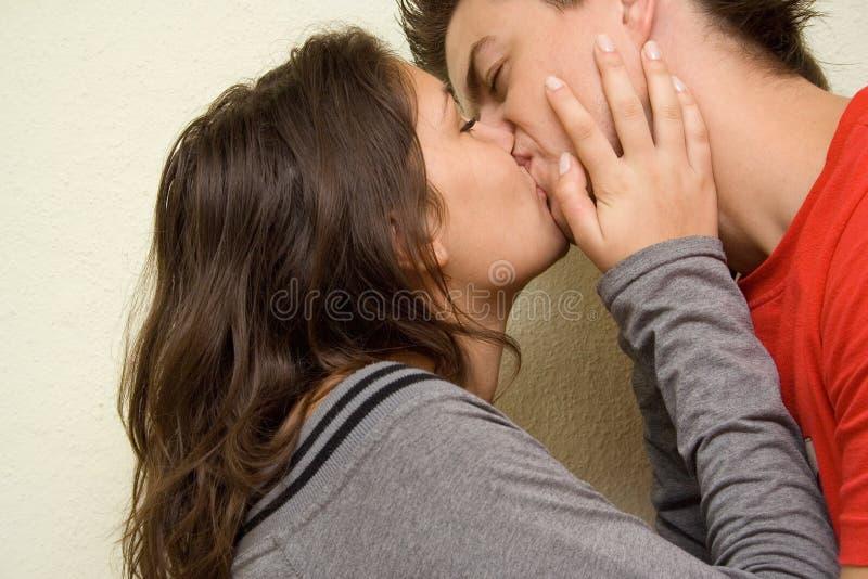 In der Liebe - Glück stockfoto