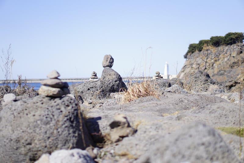 Der Miniaturturm lizenzfreies stockfoto