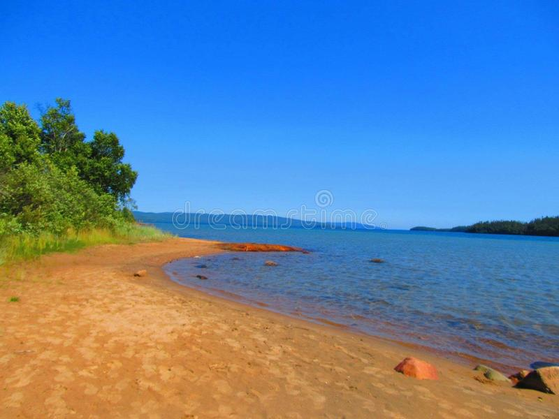 Der Ontariosee Kanada lizenzfreie stockfotografie