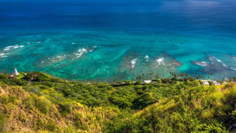 Der Ozean-Ansicht lizenzfreies stockbild