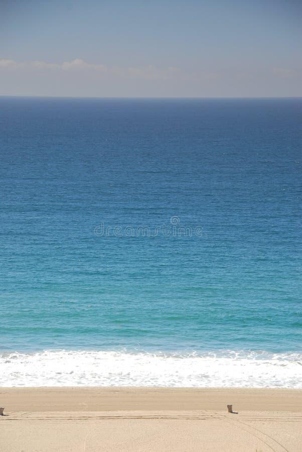 Der Ozean-Auszug lizenzfreie stockfotografie