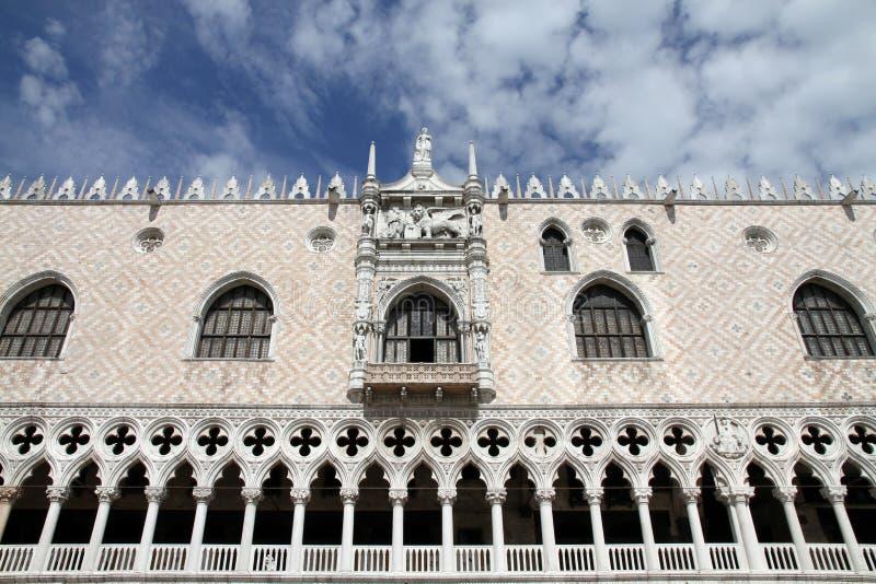 Der Palast des Doges, Venedig lizenzfreies stockbild