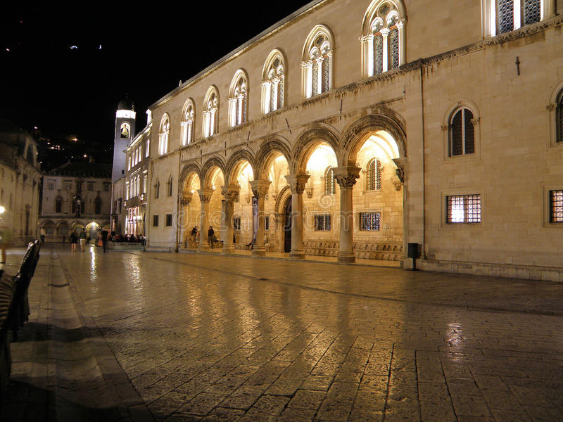 Der Palast des Rektors (188) stockfotografie