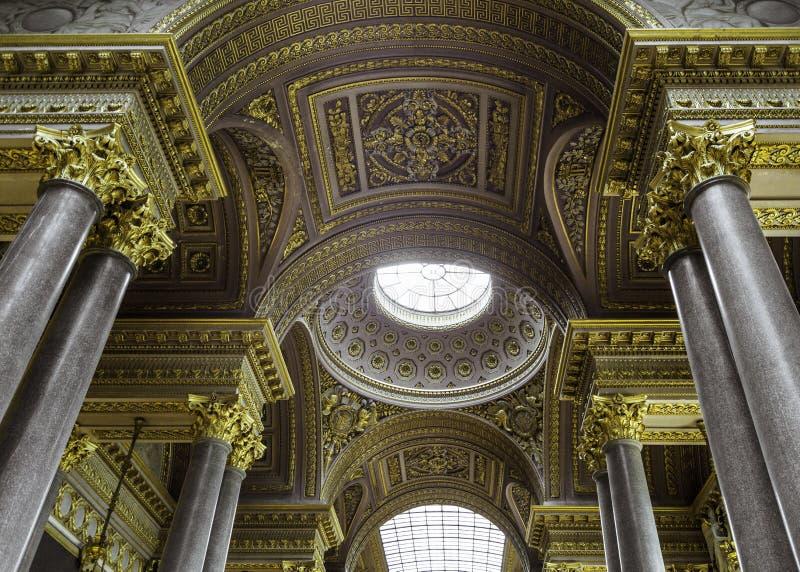 Der Palast von Versailles stockfoto