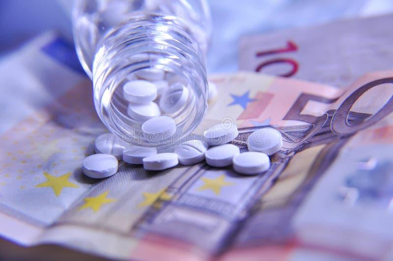 Der Preis der Gesundheit lizenzfreies stockfoto