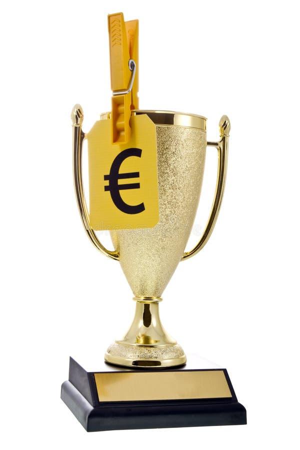 Der Preis von Sieg 2 lizenzfreie stockfotografie
