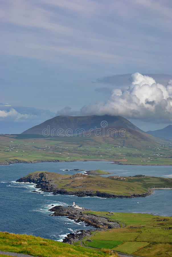 Der Ring von Kerry. Irland. stockfotos