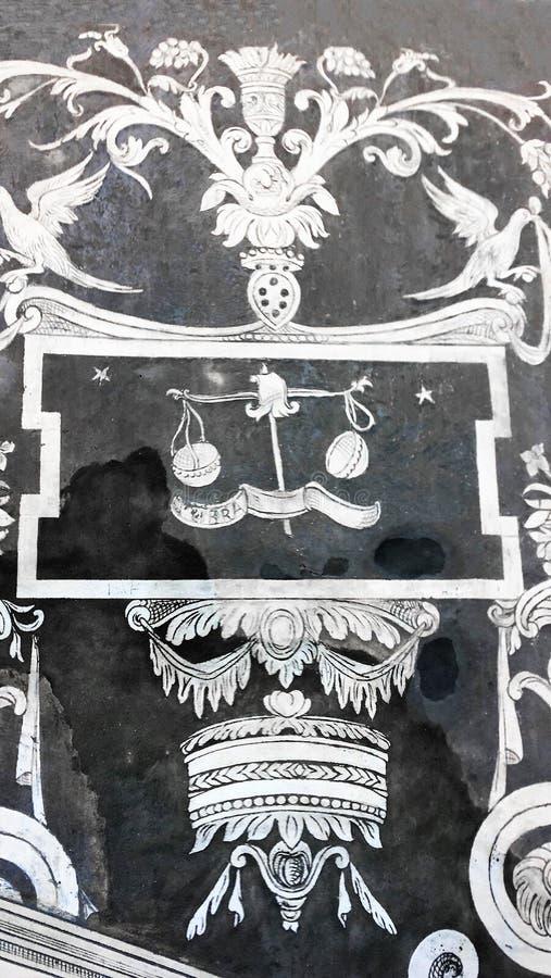 Der Ritter-Palast, Marktplatz Dei Cavalieri, Pisa, Italien stockbild
