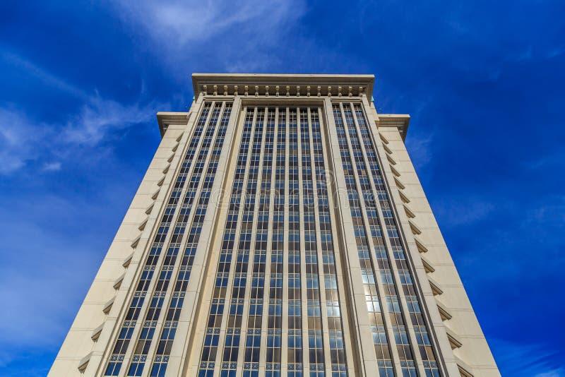 Der RSA-Turm lizenzfreie stockfotos