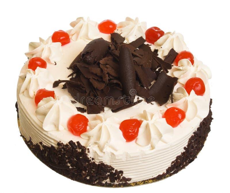 Der süße Kuchen lizenzfreie stockfotos